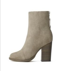 New rag and bone Ashby ankle high booties